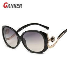 2016 New Women Sunglasses Shield Glass Bending Alloy Legs High Quality Anti-Reflective UV400 Sun Glasses Fashion Vintage Eyewear