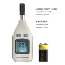 Cheaper Digital Humidity and Temperature Meter LCD Thermometer Indoor/Outdoor Hygrometer