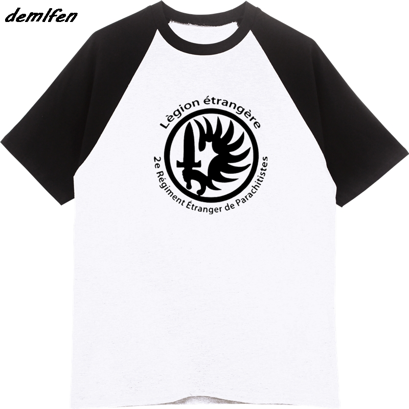 Summer Fashion Men O Neck Cotton Raglan Sleeve T Shirt Inspired
