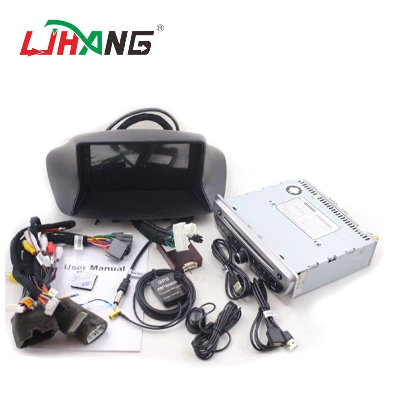 LJHANG Android 9.0 lecteur DVD de voiture pour Megane 3 Fluence 2009-2015 autoradio multimédia 1 Din GPS Navigation WIFI Audio stéréo RDS - 5