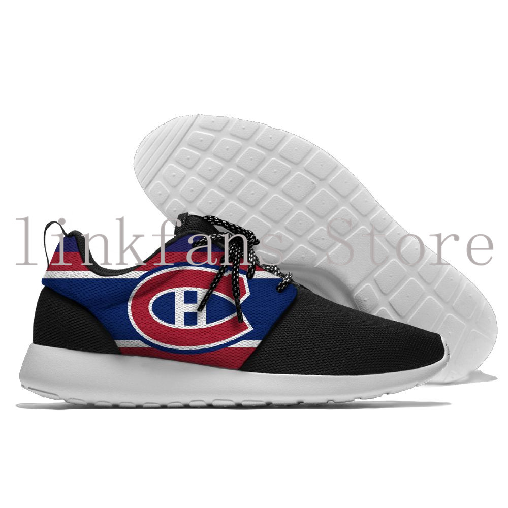 promo code 66918 b35b3 New Hot Hockey League Montreal Canadiens basketball sneakers ...
