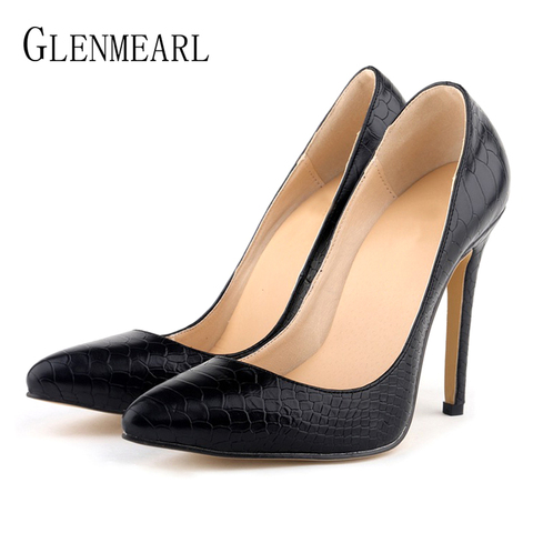 Women Pumps Leopard Shoes High Heels Sexy Pointed Toes Wedding Shoes Woman Stiletto Heel Office Lady Dress Shoes Casual Evening Islamabad