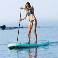 Aqua Marina YOGA FITNESS Board inflable stand up paddle SUP Stand Up Paddle Board Platform for Yoga Surfing Stability