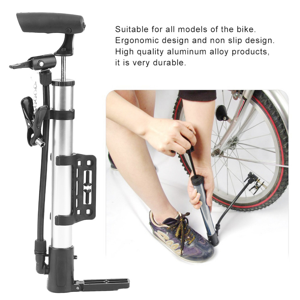 Portable Mini Aluminum Alloy Bicycle Manual Pump Super Lightweight Bike  Cycling Air Pump Tyre Pump Tire Ball Inflator-in Code Readers & Scan Tools  from ...