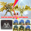 Metal Club Saint Seiya Ex Myth Cloth Metal Gold Cancer Deathmask Action Figure Model Kit Cavaleiros
