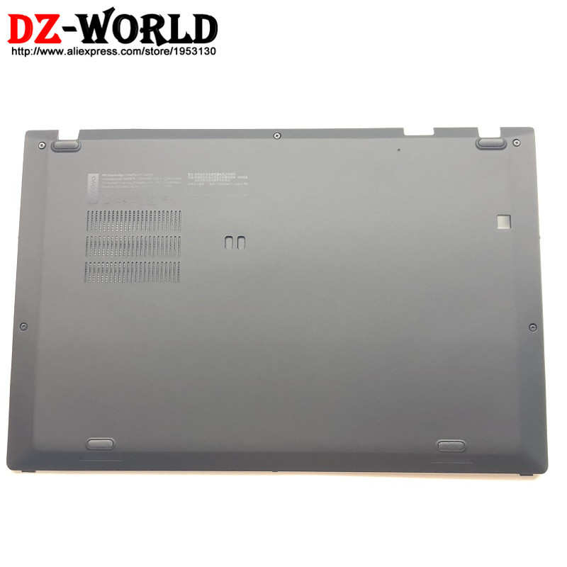 New Original for Lenovo Thinkpad X1 Carbon 6th TYPE-20KH-20KG Back Shell Base Cover Bottom Case 01YR421 AM16R000600 new original for lenovo thinkpad t460 back shell bottom case base cover d cover 01aw317
