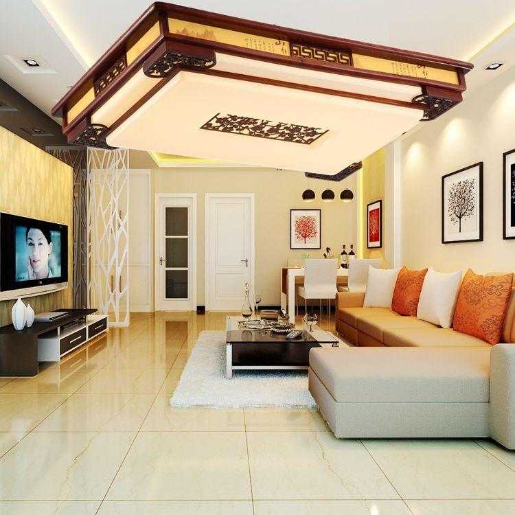 Neue Moderne Chinesische Lampen Deckenleuchten Led Acryl Antiken Holz Wohnzimmer Esszimmer Leuchten Beleuchtung G