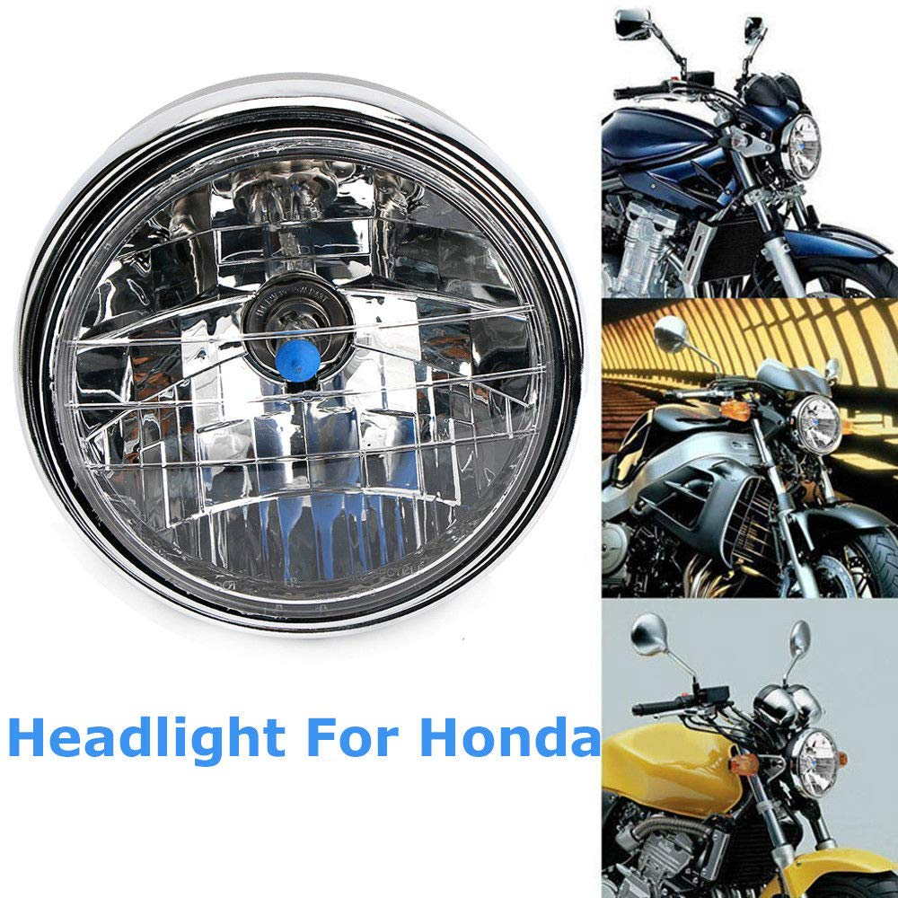 Motorcycle Headlight Head Lamp For Honda Hornet CB400 CB500 CB600 CB1300 VTR250 CB250 VTEC400 CB VTR VTEC 400 500 1300 250 600