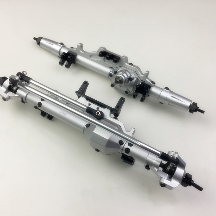 aluminum front axles and rear axles for Axial wraith RR10 90048