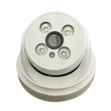 Network Audio HD 960P 1.3MP IP Surveillance Camera Onvif H.264 Infrared Night Vision Indoor Hemisphere CCTV