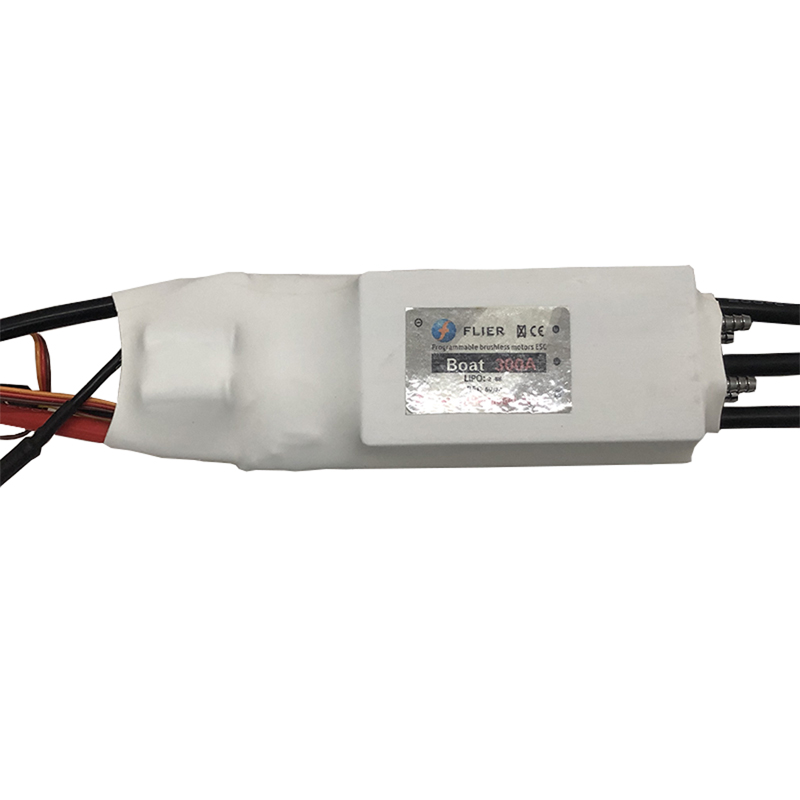 RC marine brushless  controller for Boat motor ESC 300A-in Parts & Accessories from Toys & Hobbies    3