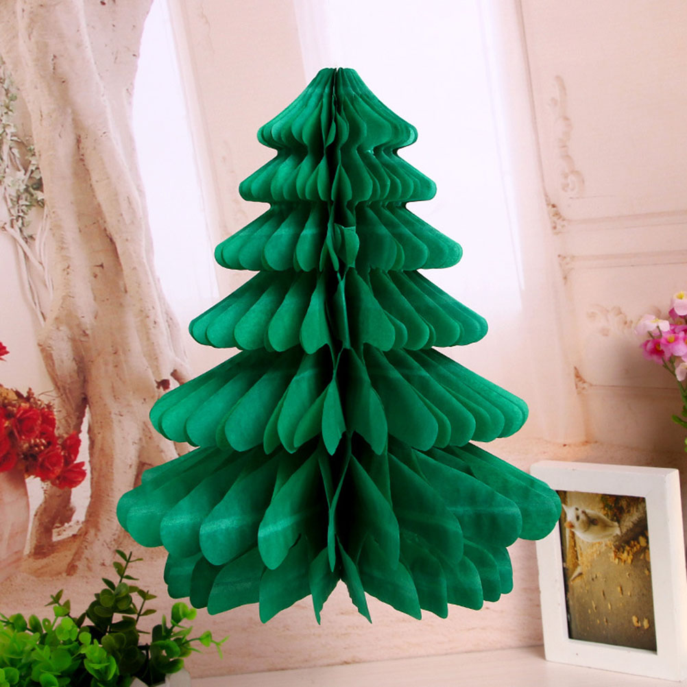 aliexpress com buy new year christmas trees tissue paper trees