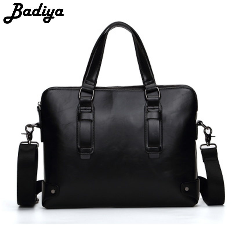 New Fashion Luxury Men Business Shoulder Bag PU Leather Handle Handbags Male Travel Messenger Crossbody Bags Briefcase LaptopNew Fashion Luxury Men Business Shoulder Bag PU Leather Handle Handbags Male Travel Messenger Crossbody Bags Briefcase Laptop
