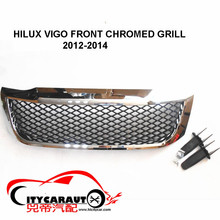 CITYCARAUTO RACING GRILL PICKUP FRONT GRILL GRILLE for HILUX VIGO 2012-2014 raptor GRILLs