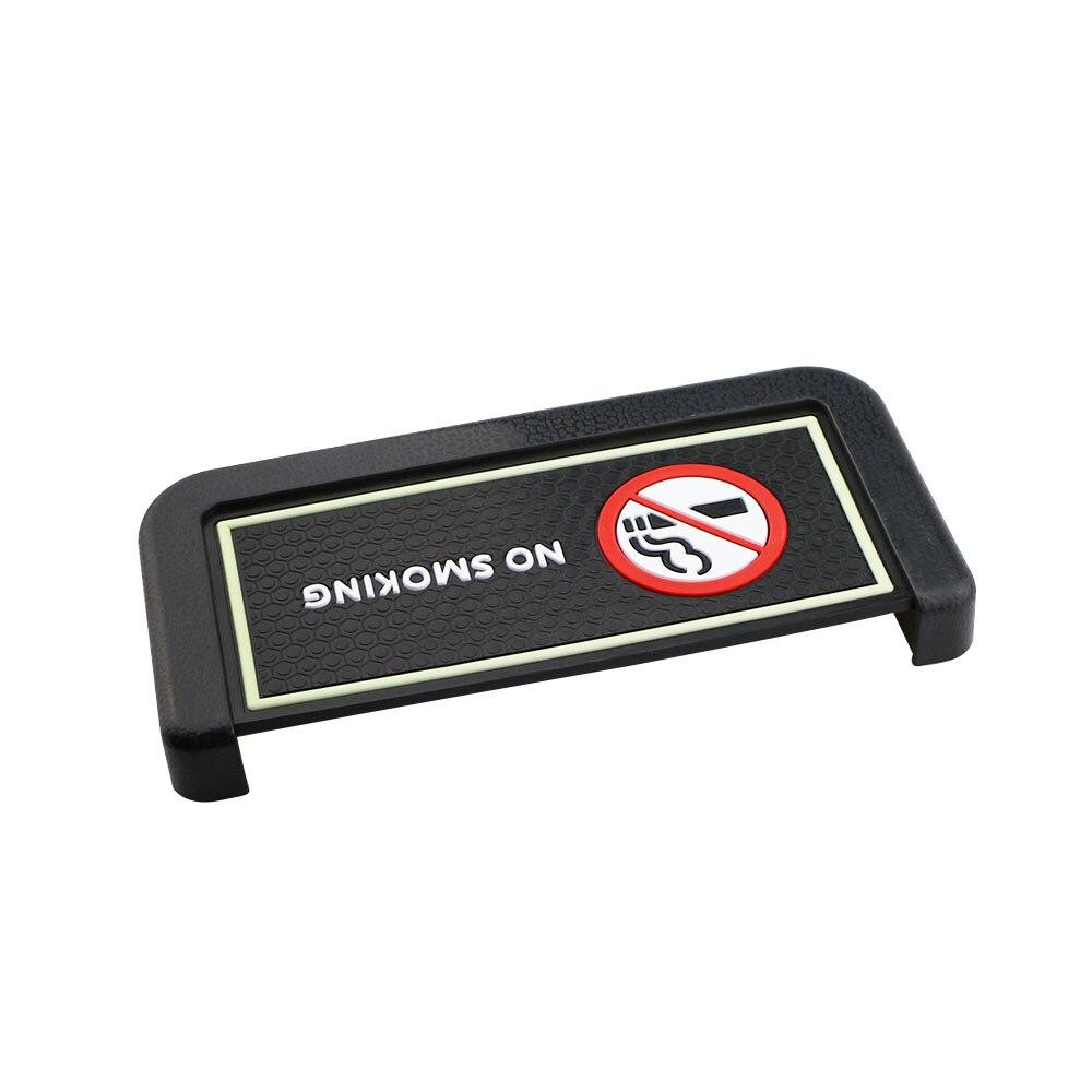 JameoAuto автомобиля сумка не курить Стикеры для Renault Sceni C1 C3 Megane Koleos Kadjar для Chevrolet Cruze Aveo Captiva trax