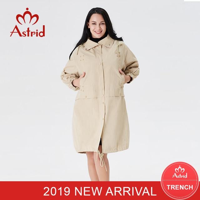 2019 г. новые женские плащ мода с длинными рукавами дизайнерские женские пальто одноцветное Цвет осень Брендовые повседневные Большие размеры пальто Астрид B04