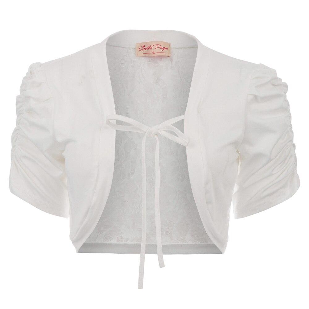 womens Knit lace Bolero Shrug for party wedding pleated elegant Open Stitch coat jacket Cardigan Short All-match Shawl Wrap