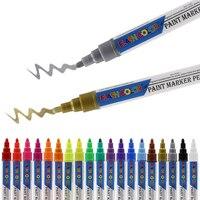 Precision Paint Pen waterproof & weather resistant paint pen for Rock Painting