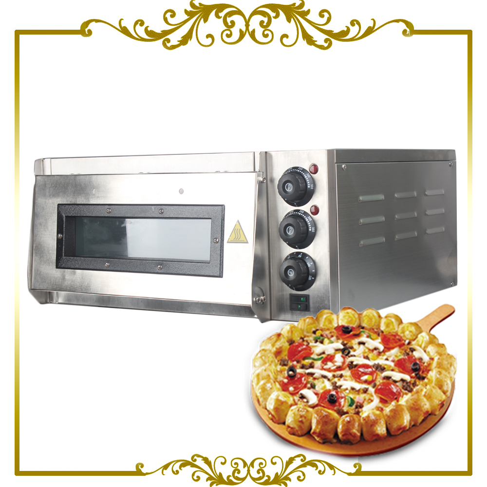 ITOP 220V Electric Pizza Oven Cake roasted chicken Pizza Cooker Commercial use Kitchen Baking Machine three groups of kebab ovens commercial electric oven machine