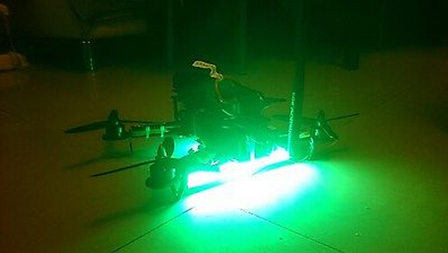 Super bright led light bar for 250 size qav250 quadcopter fpv racing super bright led light bar for 250 size qav250 quadcopter fpv racing racer aloadofball Image collections