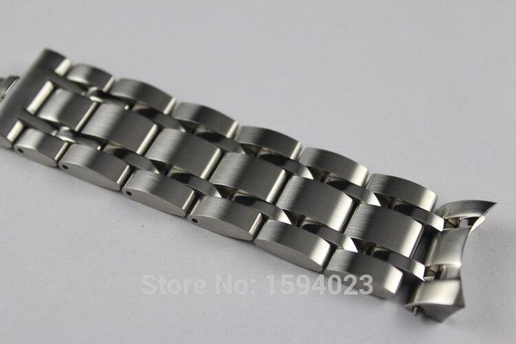 24mm T035627 T035614 Nya armbandsdelar för män i massivt rostfritt - Tillbehör klockor - Foto 3