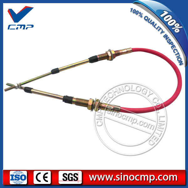 EX120-3 Excavator Fuel Motor Cable / Throttle Motor Cable / Accelerator Wiring Harness for HitachiEX120-3 Excavator Fuel Motor Cable / Throttle Motor Cable / Accelerator Wiring Harness for Hitachi