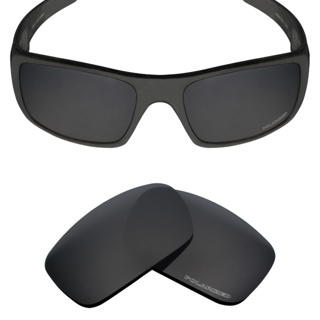 oakley crankshaft lenses