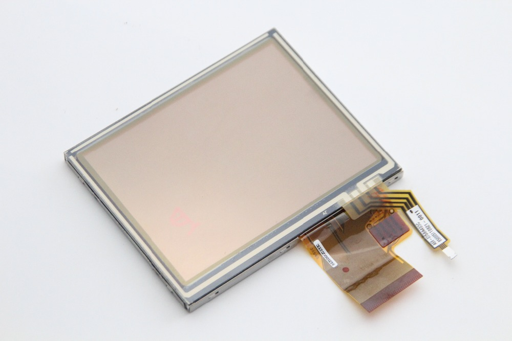 Car Navigation GPS LCD For Garmin Zumo 400 500 450 550 79mm*64.5mm Display Screen + Touch Screen Digitizer For 3.5QVGA,Mod & TP