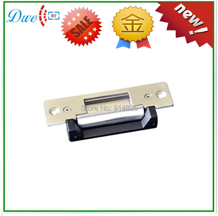 Free Shipping High Quality American Standard 12V 90 Degree Swinging Door Electric Strike Door Lock free shipping 90