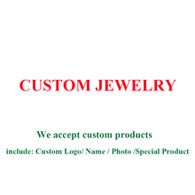 BELAWANG Store Accept Custom Jewelry /Personalize Engrave Name/Custom Photo Sample Other Special Jewelry