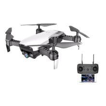купить S161 Mini Drones With Camera HD 2MP RC Helicopter High Hold Mode RC Quadcopter RTF WiFi FPV Foldable Arm Drone Professional дешево