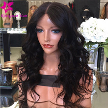 130 density best Wavy short lace front wigs human hair 100% unprocessed brazlian virgin glueless full lace wig for black women