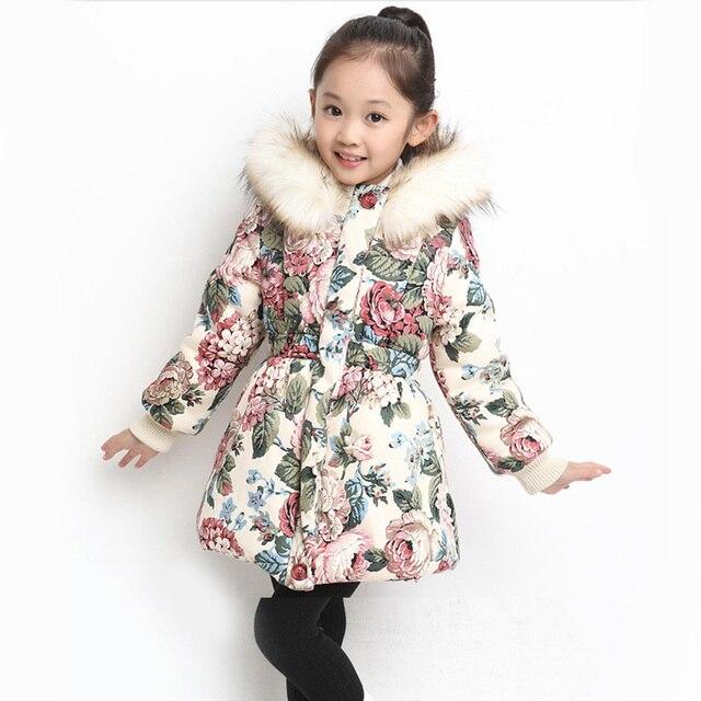 Autumn Winter Coat Cotton...