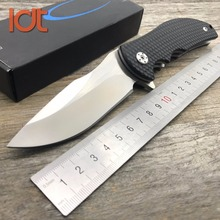 LDT 0606 Folding Knife CTS-XHP Blade Honeycomb G10 Handle Outdoor Camping Hunting Knives Pocket Military Utility Knife EDC Tool
