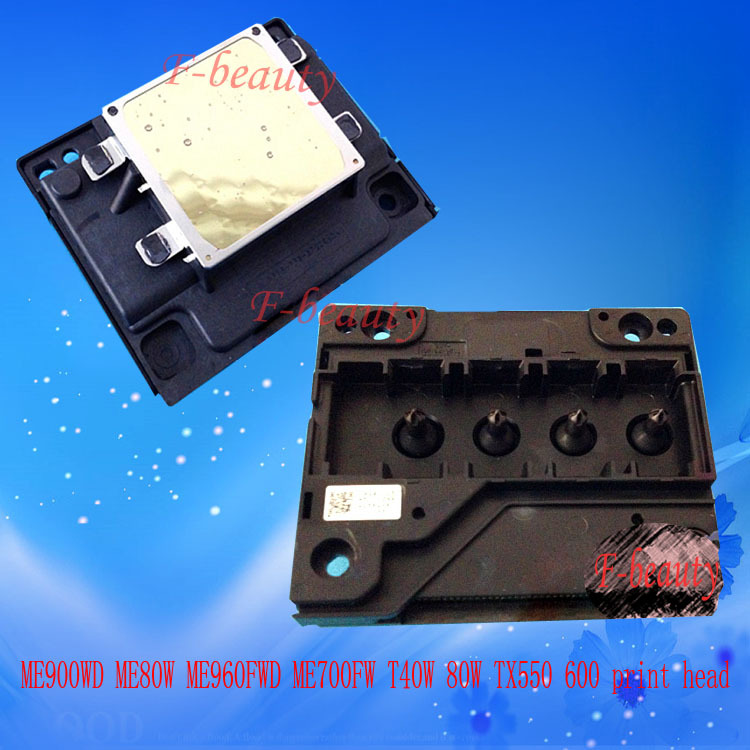 Original Print Head For EPSON ME80W 700FW 900WD 960FWD 85ND ME82WD SX535WD BX630FW TX500W TX600FW BX600FW