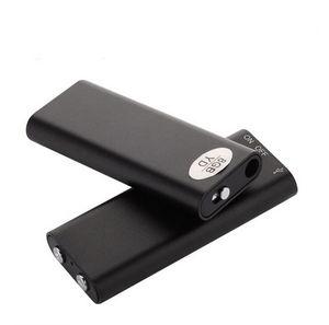 Image 4 - 2 in 1 Mini Audio Voice Recorder Pen USB Flash Disk Ultra Slim Secret Digital Small MP3 8GB Player 14 Hours Recording