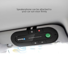 Car Stereo Handsfree Bluetooth Car Kit Wireless Vehicle Bluetooth Receiver Bluetooth for Car for Mobile Phone Car Electronics(China)