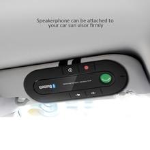 Автомобильный стерео Громкая связь Bluetooth автомобильный комплект беспроводной автомобильный Bluetooth приемник Bluetooth для автомобиля для мобильного телефона Автомобильная электроника