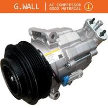 CSP15 Auto AC Compressor Pump With Clutch For Chevrolet Cruze 2007 2008 2009 68799768 13250596 135310475