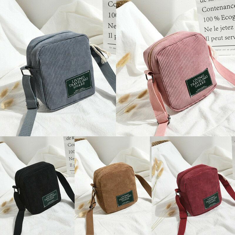 2019 New Women Handbags, Simple Fashion Flap, Mini Chain Woman Messenger Bag, Trend Korean Version Shoulder Bag