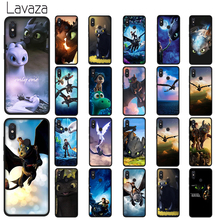 Lavaza toothless How To Train Your Dragon Soft TPU Case for