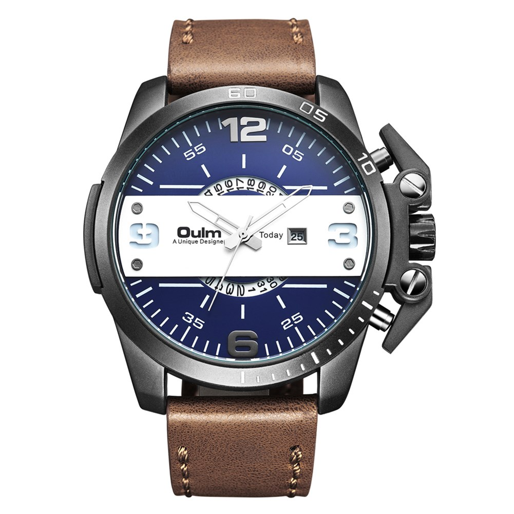 VH 2017 Quartz Watches Men Date Man Wristwatches Reloj Hombre Leather Band Calendar Spotry Casual Watch For Male Gift reloj hombre curren gold watch men leather date day hours quartz casual watches mens rectangle wristwatches 30m waterproof 8097