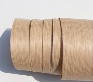 Image 3 - 2Piece/Lot   L:2.5meters Width:55cm Technology Oak Wood Veneer 007S(back non woven fabric)