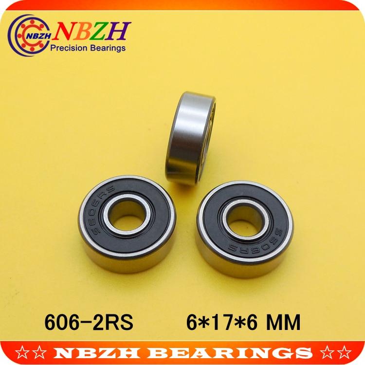 Прямая с фабрики 606 Z 606ZZ 606-2RS S606ZZ S608-2RS R1760ZZ 80016 6*17*6 мм Высокое качество миниатюрный глубокий шаровой подшипник