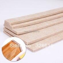 Толстая качественная шерстяная войлочная подкладка 5 мм мебельные