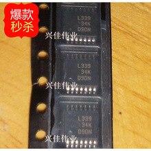 10pcs/lot LM339PWR LM339 L339 TSSOP-14 precision voltage