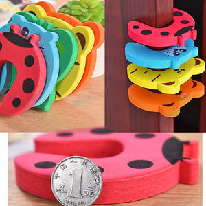 Door-Stopper Wall-Protection Savor Silicone Children Shockproof S30 5-Styles Drop-Ship