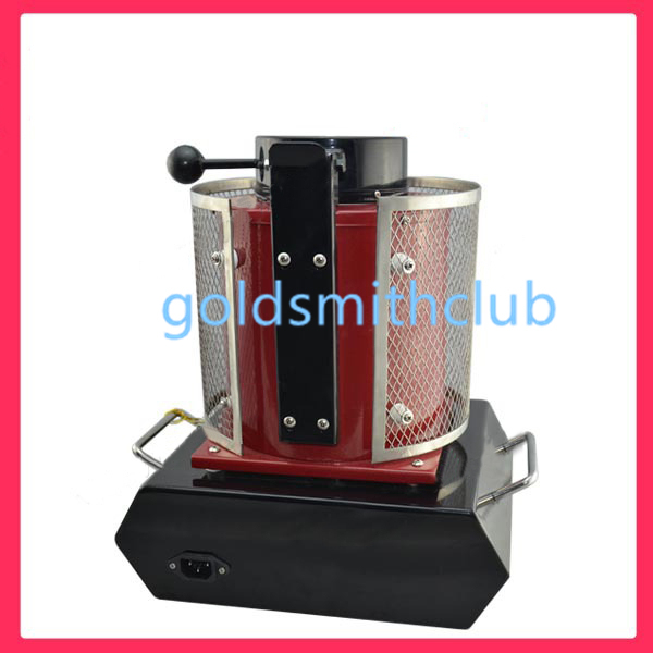 3kg Gold furance melting furance for jewelry making and industry melting oven on sale with 2colors
