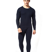 Cotton Winter Thermal Underwear Sets Men Long Johns Undershirts Warm Thermo Clothing Trousers Men S Velvet