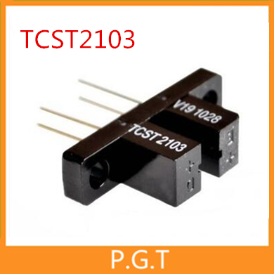 1pcs/lot optoelectronic switch photo interrupter TCST2103
